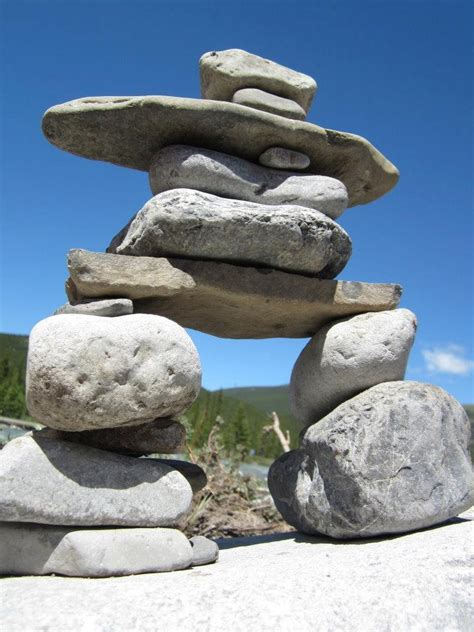 stacked sculpture 47 best images about inukshuk etc stacked stones on pinterest canada rock sculpture and