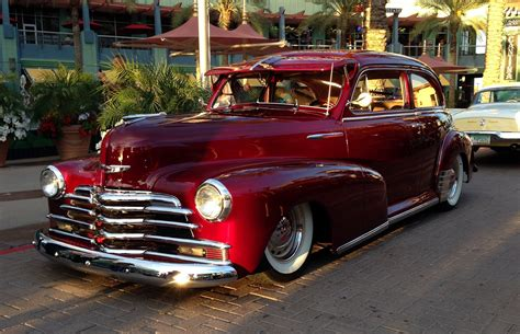 1948 Chevrolet Fleetmaster Low Rider At Westgate's Hot Rod