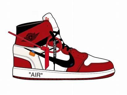 Jordan Nike Hypebeast Sneaker Offwhite Dribbble Copy
