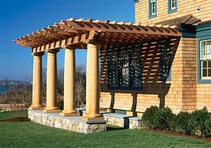 made by design: Easy pergola plans free