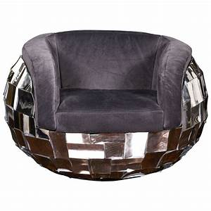 Unique Patchwork Metal Chair For Sale At 1stdibs