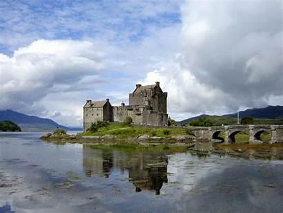 Scottish Castle Secret Castles Donan Agent Highland