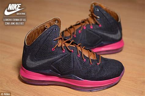 New LeBron James Shoes 2016