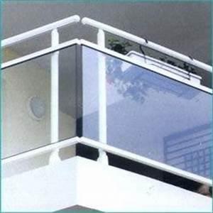 Brise Vue Plexiglass : garde corps en plexiglass mais o bricolage ~ Premium-room.com Idées de Décoration