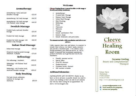 Cleeve Healing Room  Massage Therapist In Bishops Cleeve