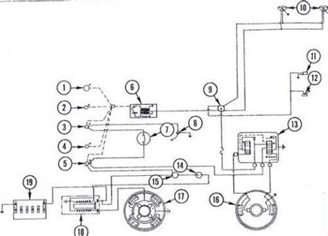 massey ferguson 135 tractor wiring diagram diesel system tractors tractor
