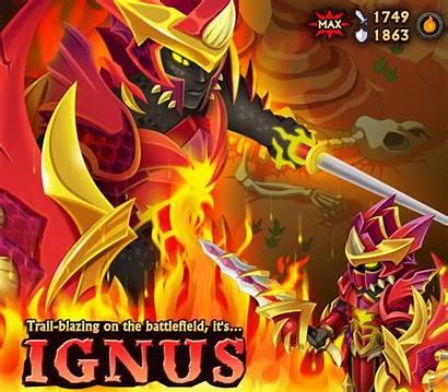 Ignus Knights Dragons Wiki Wikia Latest Fandom