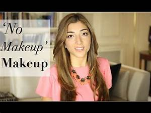 'No Makeup' Makeup Tutorial | Amelia Liana - YouTube
