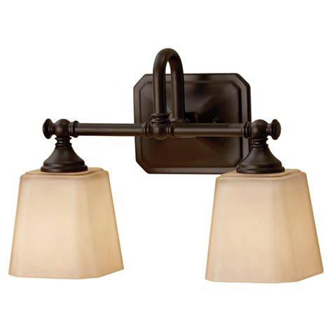 feiss barrington 4 light rubbed bronze vanity light