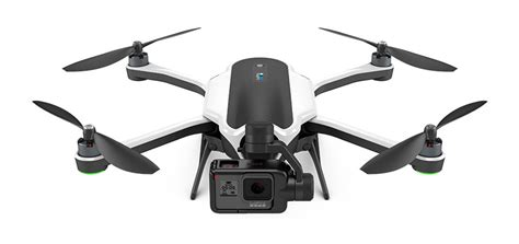 gopro karma foldable action camera drone  high expectations  meet