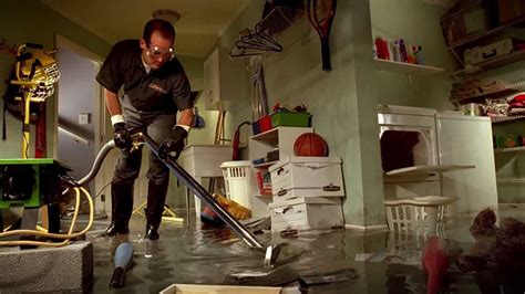 Flooded Basement Cleanup Peoria Il  Water Damage
