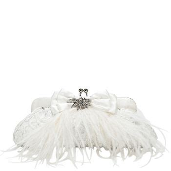 foto de Mary Frances Aria Feathered Clutch Flower girl dresses