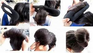 Haarband Für Dutt : haarband haarschmuck dreher twister dutt haargummi knoten haartwister schwamm ~ Frokenaadalensverden.com Haus und Dekorationen