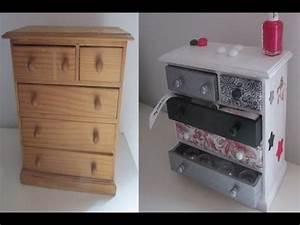 Photos avant/après Relooker un meuble