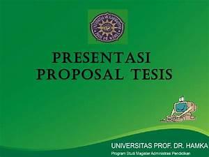 Sample Advertising Proposal Proposal Tesis