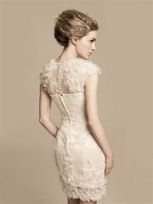 robe de mariã e civile robe mariage civil courte dentelle
