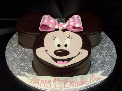 minnie mouse cake template sampletemplatess