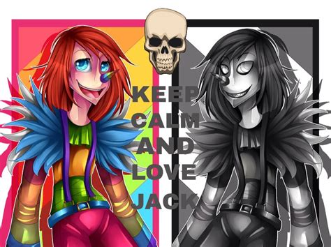 laughing jack background  gamergirlsuzanne  deviantart
