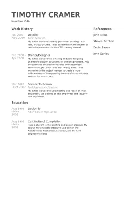 Car Wash Manager Resume by Detailer Resume Sles Visualcv Resume Sles Database