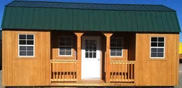 deluxe side lofted barn cabin plans joy studio design