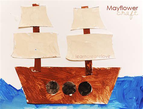 mayflower printable craft 426 | mayfl 044