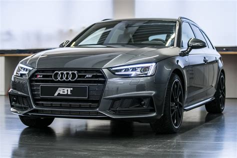 Abt Audi S4 Avant With 425hp