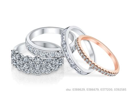 women s wedding rings and diamond bands in modern vintage