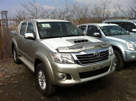 2018 Toyota Hilux Pick Up Photos 30 Diesel Automatic