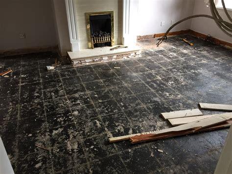 remove tar  vinyl floors holiday hours