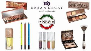 LACARENE: Urban Decay's New Collection