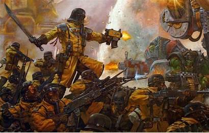 Imperial Warhammer Guard 40k Legion Steel Armageddon