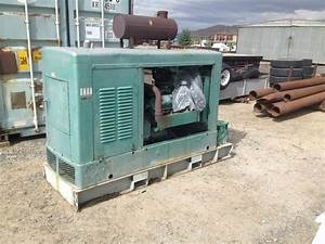 85kw Onan Generator  Natural Gas Fueled Or Propane Fuel