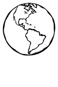 Planet Earth Clipart Black And White - Pics about space