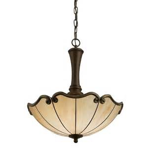 Inverted Pendant Light by Tiffany Style Ceiling Hanging Inverted Pendant Lighting
