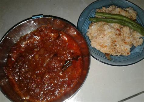Resep sambal goreng kentang tempe   resepkoki.co. Resep Sambal terasi goreng oleh san_asiah (Umma Sinan) - Cookpad