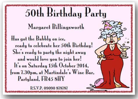funny  birthday invitation wording dolanpedia