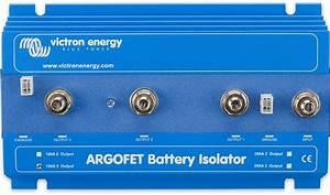 Argo Fet Battery Isolators