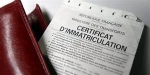 Code Certificat D Immatriculation : carte grise certificat d 39 immatriculation toutes les formalit s ~ Maxctalentgroup.com Avis de Voitures