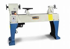 Heavy Duty Wood Lathe WL-1840VS Baileigh Industrial