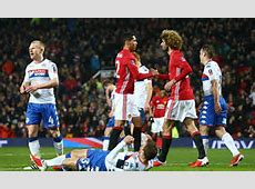 Manchester United 40 Wigan Athletic Hosts into last 16
