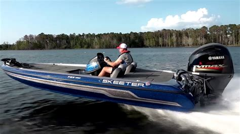 Bass Boats by Skeeter Boats 2017 Bass Boat Preview