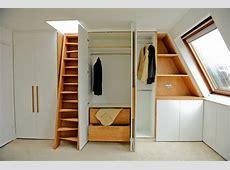 Genius Storage Ideas for Lofts RSJ Loft & Garage Conversions