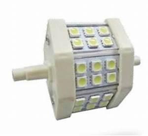 Ampoule Led R7s 78mm : ampoule led r7s 78mm ampoule crayon ~ Melissatoandfro.com Idées de Décoration