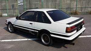 1986 Ae86 2dr For Sale
