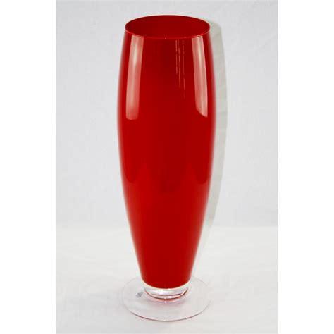 vaso rosso vaso logan rosso