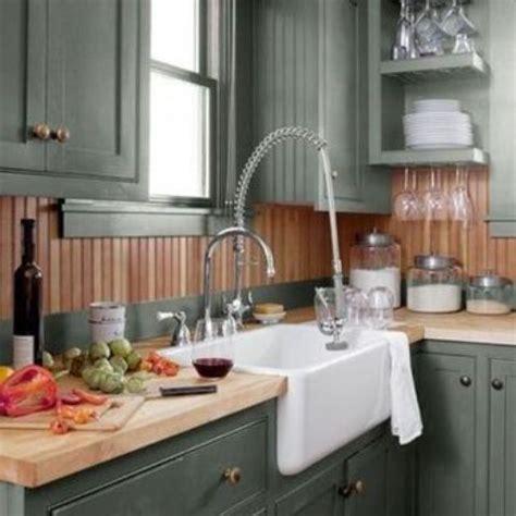 beadboard backsplash in kitchen 25 beadboard kitchen backsplashes to add a cozy touch digsdigs