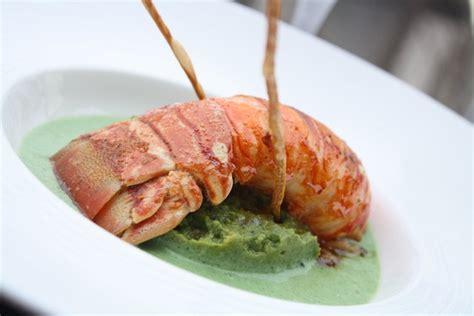 cuisiner la langouste patisserie queue de homard
