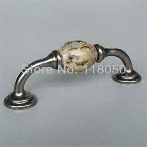 decorative kitchen cabinet hardware top santa cecilia granite dresser drawer pulls gold 6497