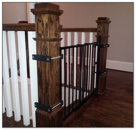baby gate banister baby gate for banister