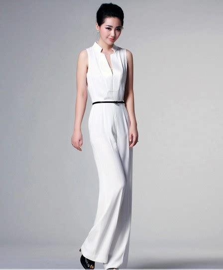formal white jumpsuit white formal jumpsuit buy formal jumpsuit